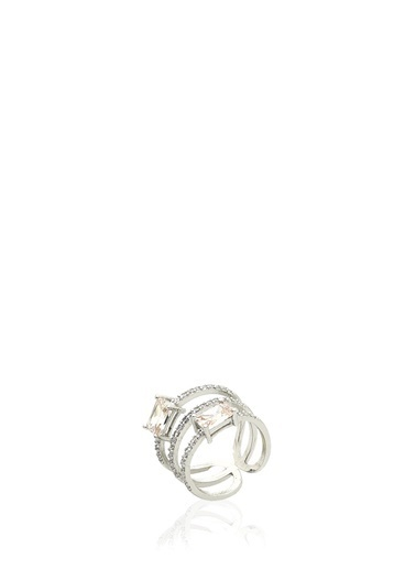 Beymen Collection Yüzük Gümüş